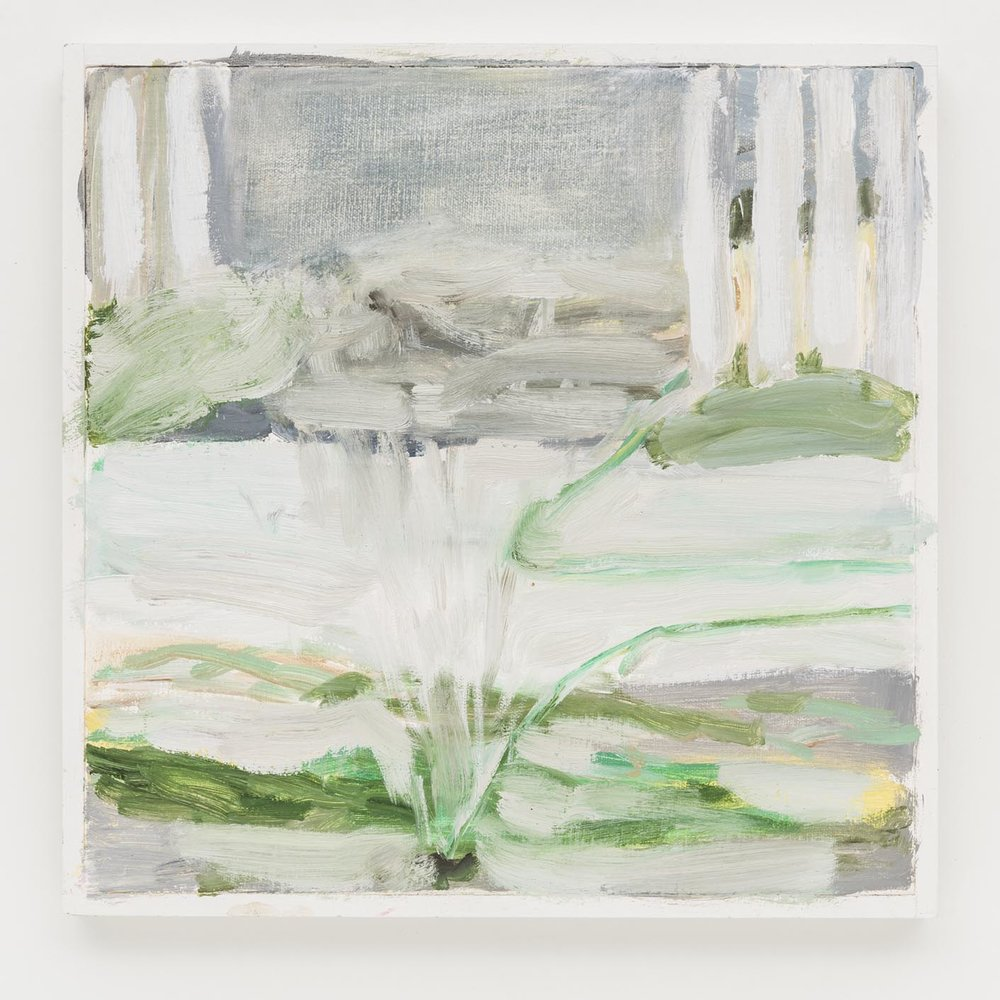 Gabriela Machado,Patagônia, 2013, óleo sobre linho |oil on linen,30 x 30 cm