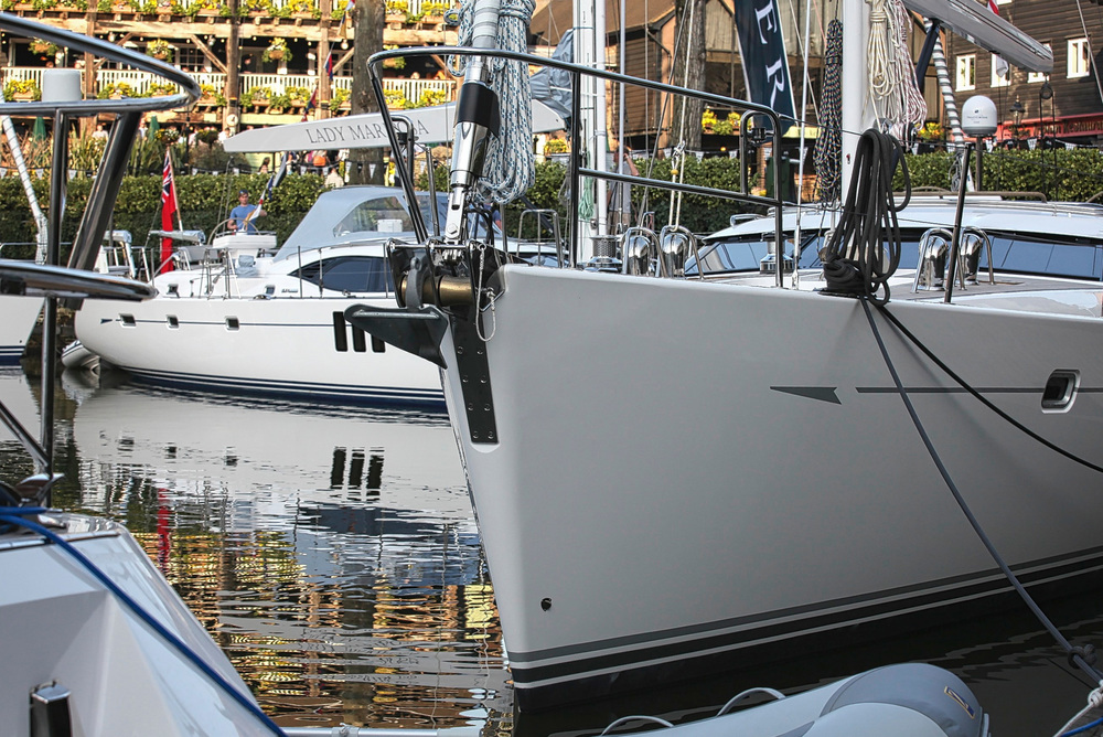 SE3 Productions Commercial Photography Oyster Yachts