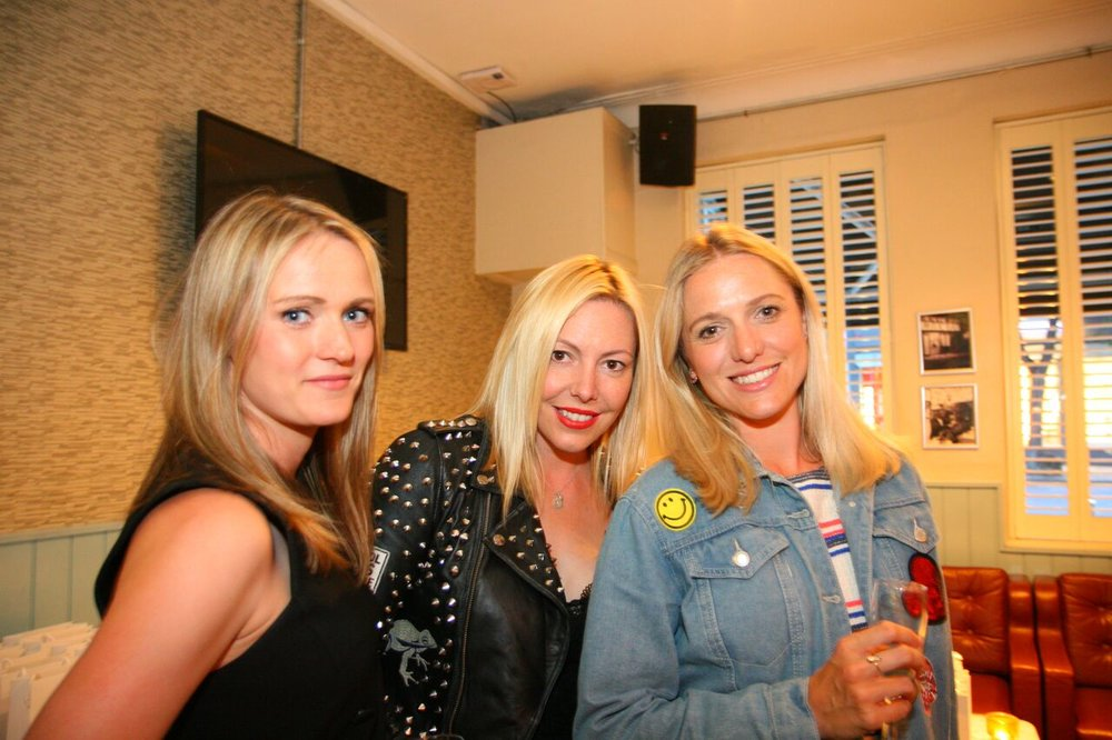 Stylist and Bloggers at Rue Belle Launch