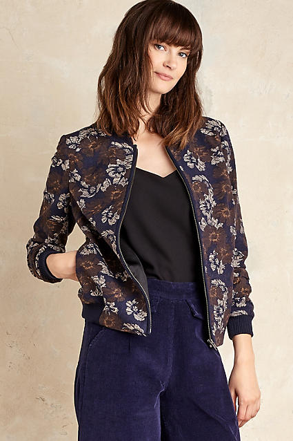 Anthropologie Bomber £158.00