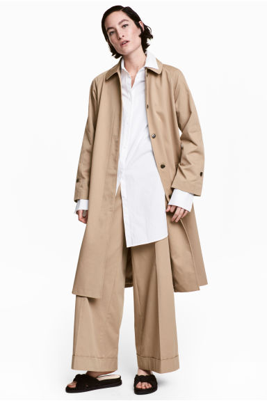 Oversize Trench - H&M - £59.99