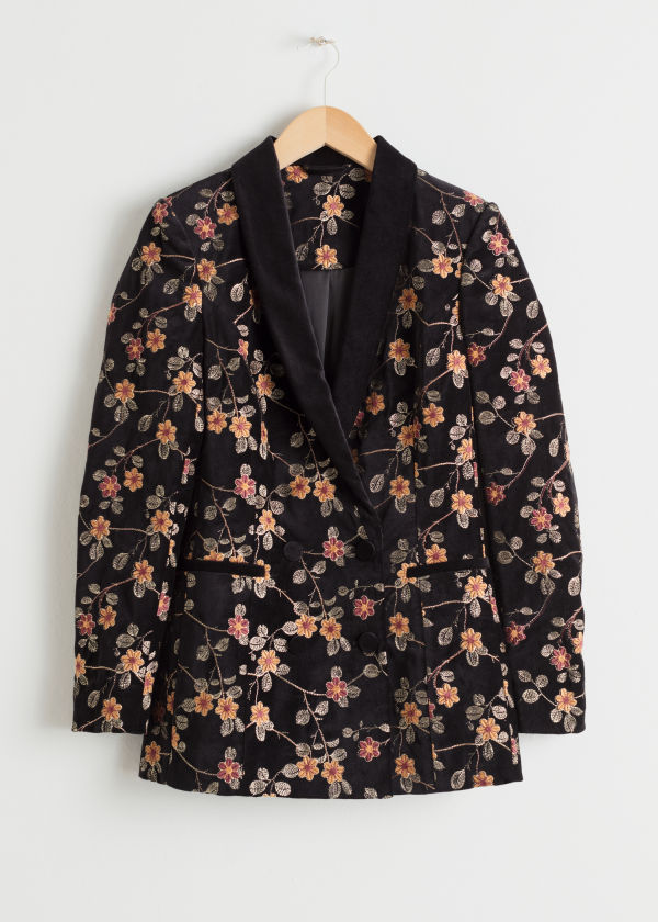 Embroidered Jacket -  And Other Stories £129