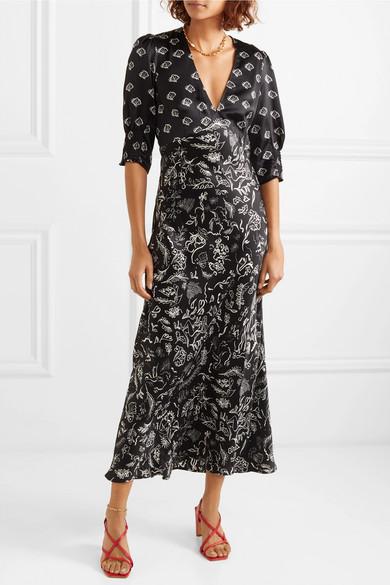 Laura Jackson Zadie + Rixo Dress £305