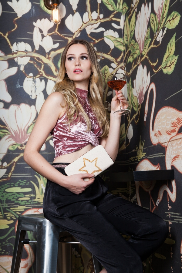 The star collection- stylish, luxury handbags ethically crafted in india from Mia Malia