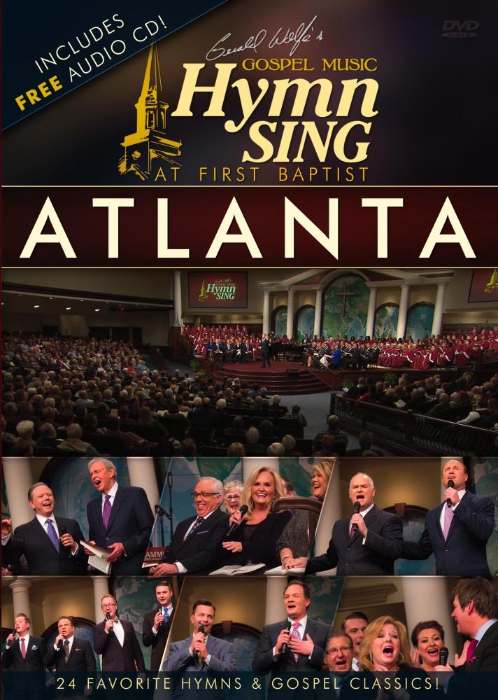 Greater Vision - Gospel Music Hymn Sing Atlanta DVD/CD