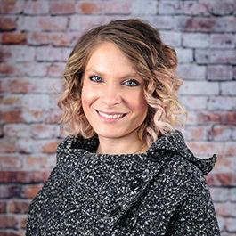 Executive Director Alisha Forbes