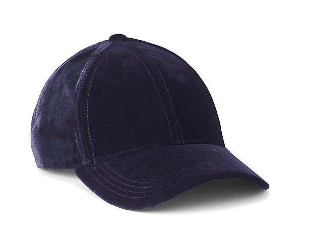Velvet Ball Cap