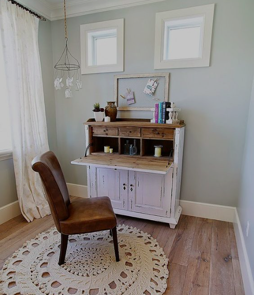 Sherwin Williams Silver Strand image via Home Bunch