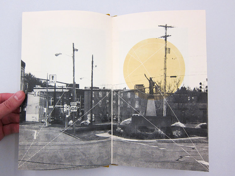 "Chris Kardambikis ' ""Sun at Your Center"" has been produced in a [limited] edition of 10."