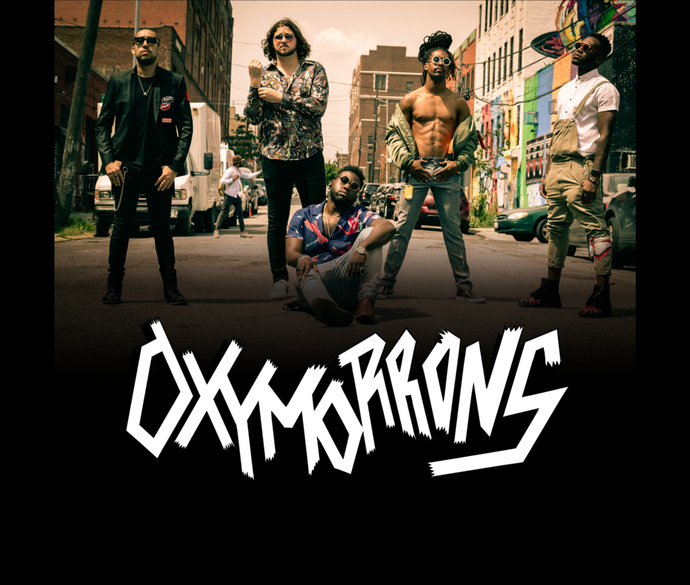 Oxymorrons Site Banner