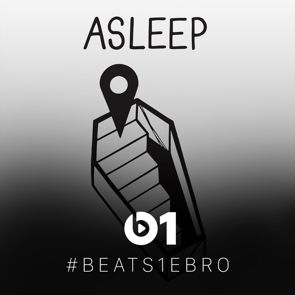 Beats1 Asleep