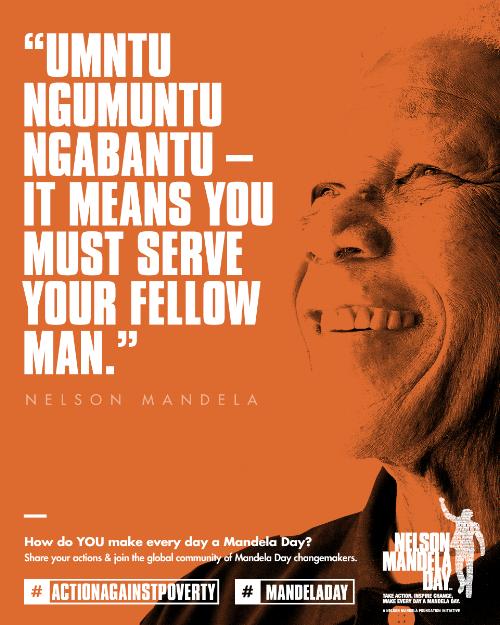 Image: Nelson Mandela Foundation