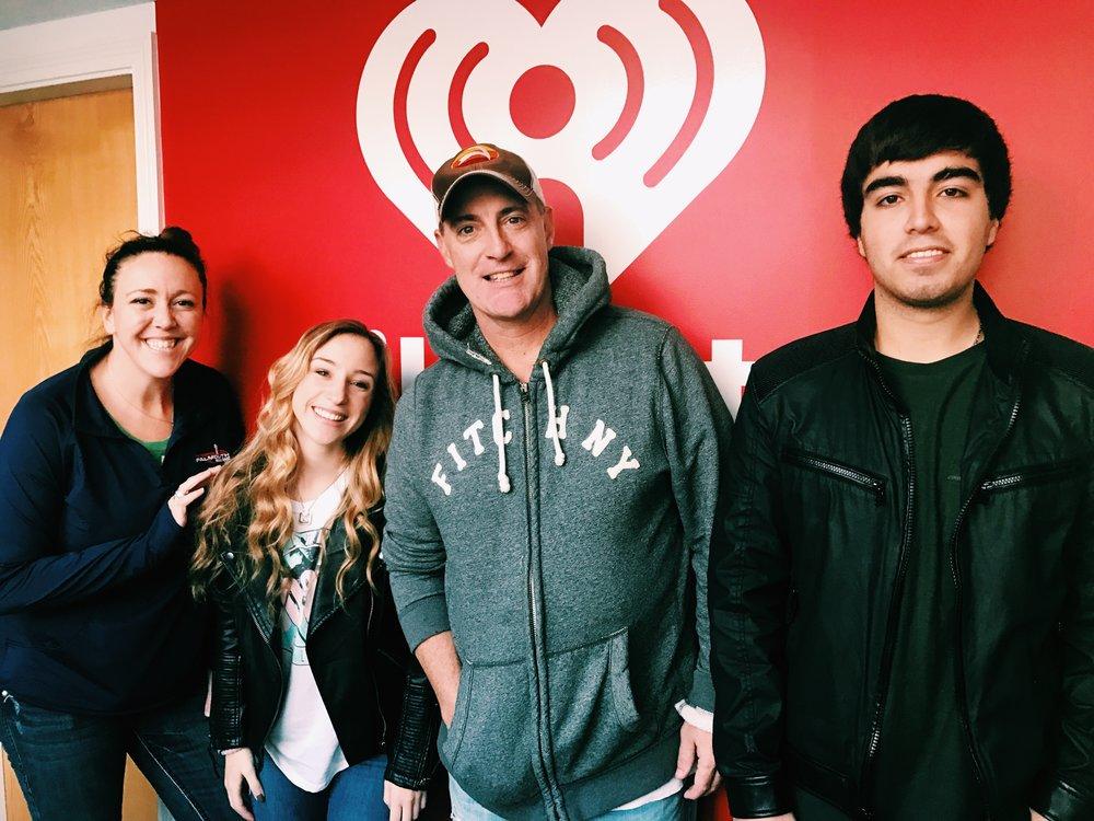 With Dan & Stephanie 106.1 WCOD iHeartRadio
