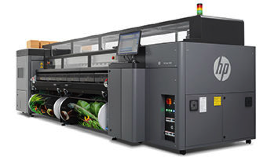 HP Latex 3600 Industrial Printer