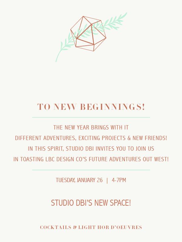 Studio DBI Open House 2016