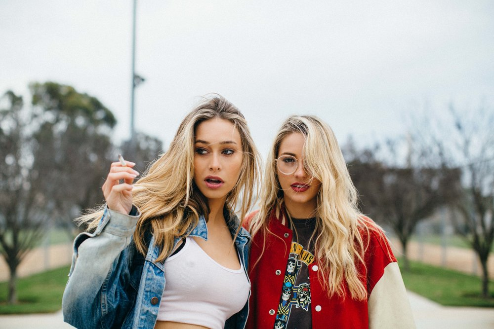 Cait Barker and Ashleigh Austin by Sophia Sinclair 12