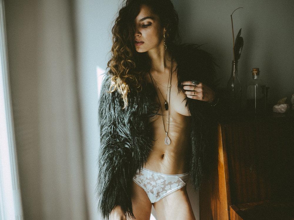 Helena Haro by Erea Azurmendi