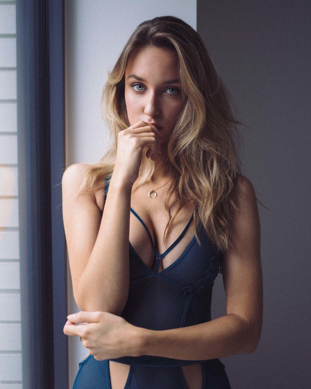 Ariane Fournier by Marc Hayden