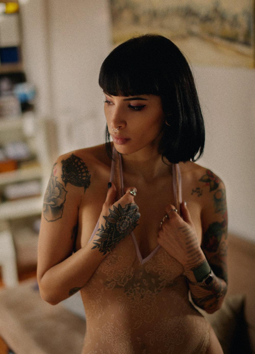 Monica Kiddo by Cayetano González