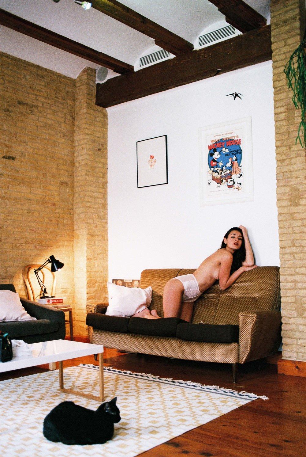 Carla Guetta by Hector Pozuelo