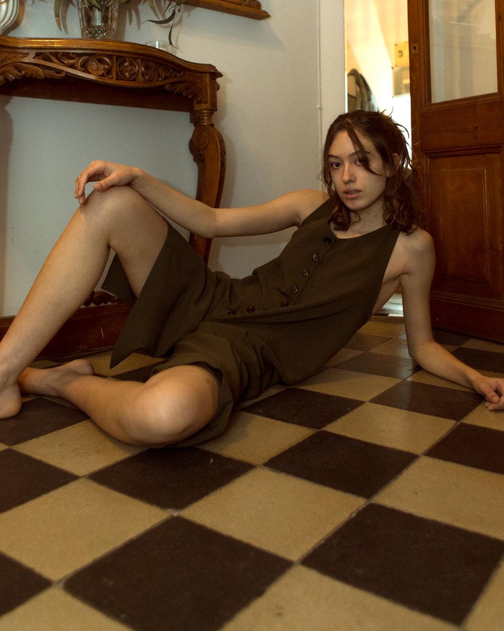 Irene by Juan Achiaga