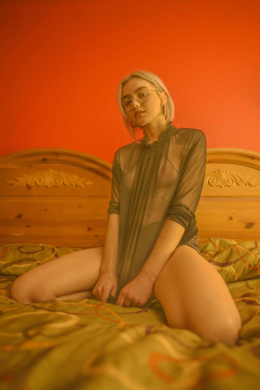 Maddie Zirnsak by Zach Hagy