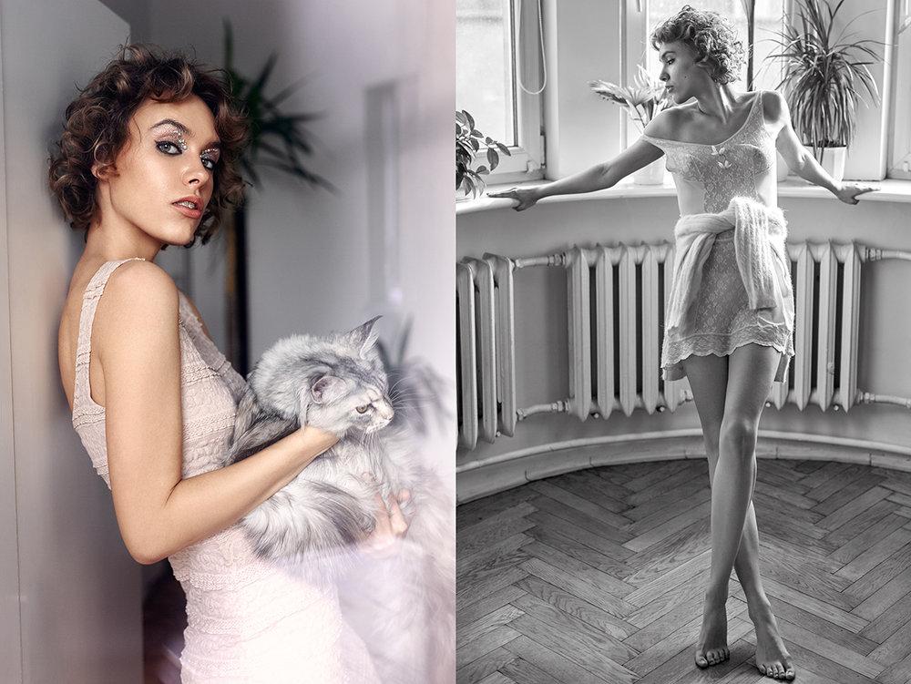 Kasia Kmiotek by Weronika Mamot