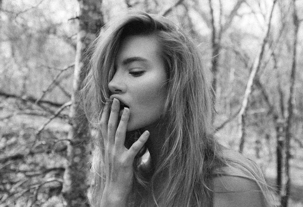 Jessie Page by Edgar René
