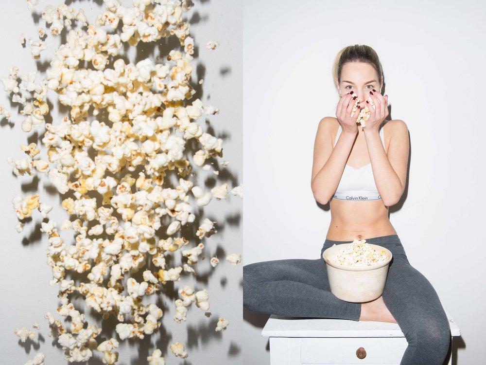 Shirin x Popcorn