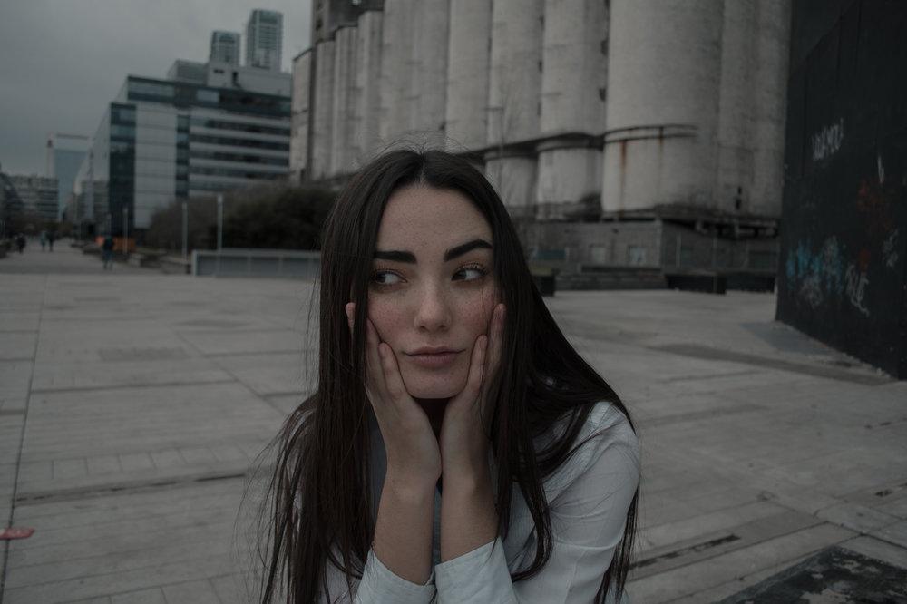 Emilia Lombardini by Tomás Pintos