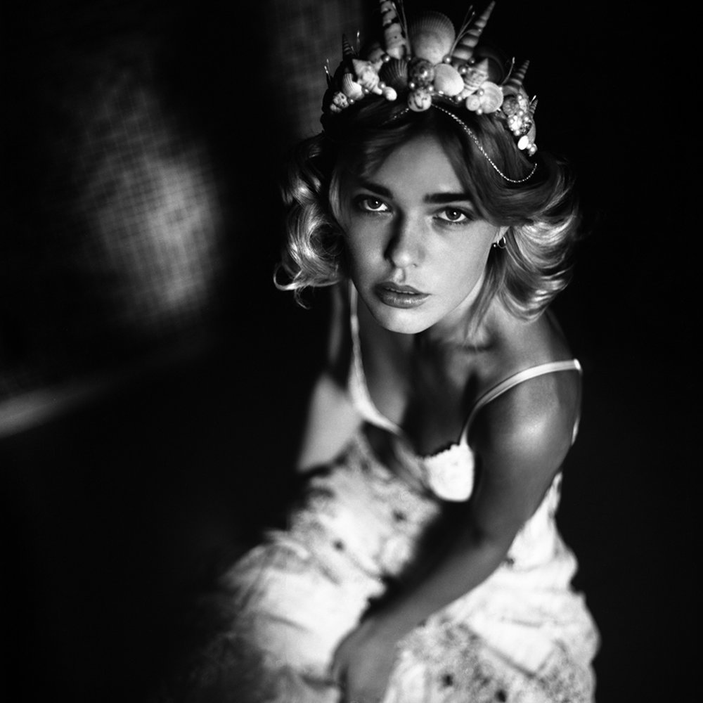Jane Zharkova by Victor Trusov