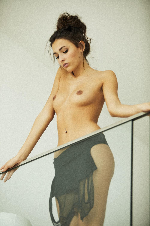 Erika Albonetti by Agustín Escámez