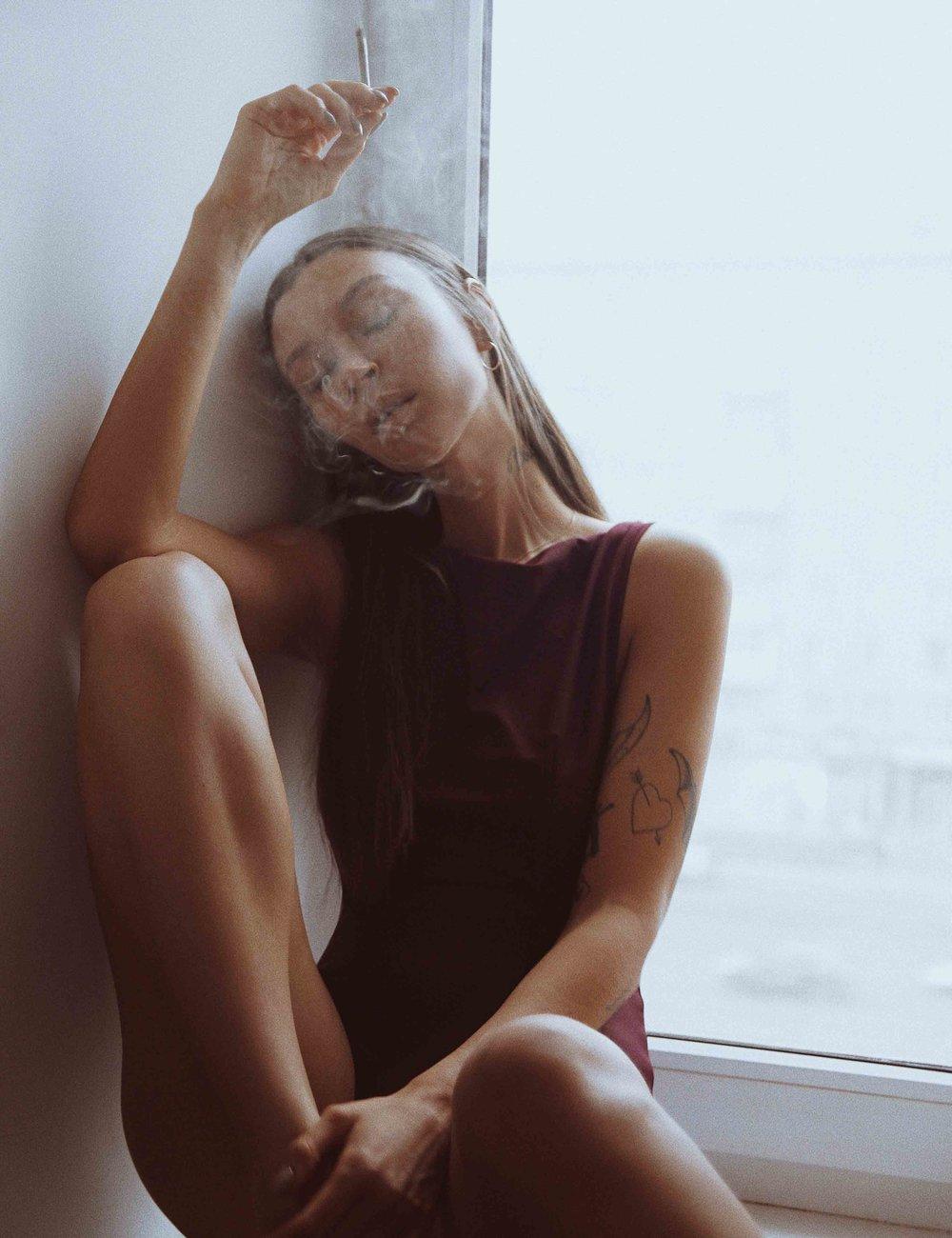 Anastasia Andreyanova by Alina Gaf
