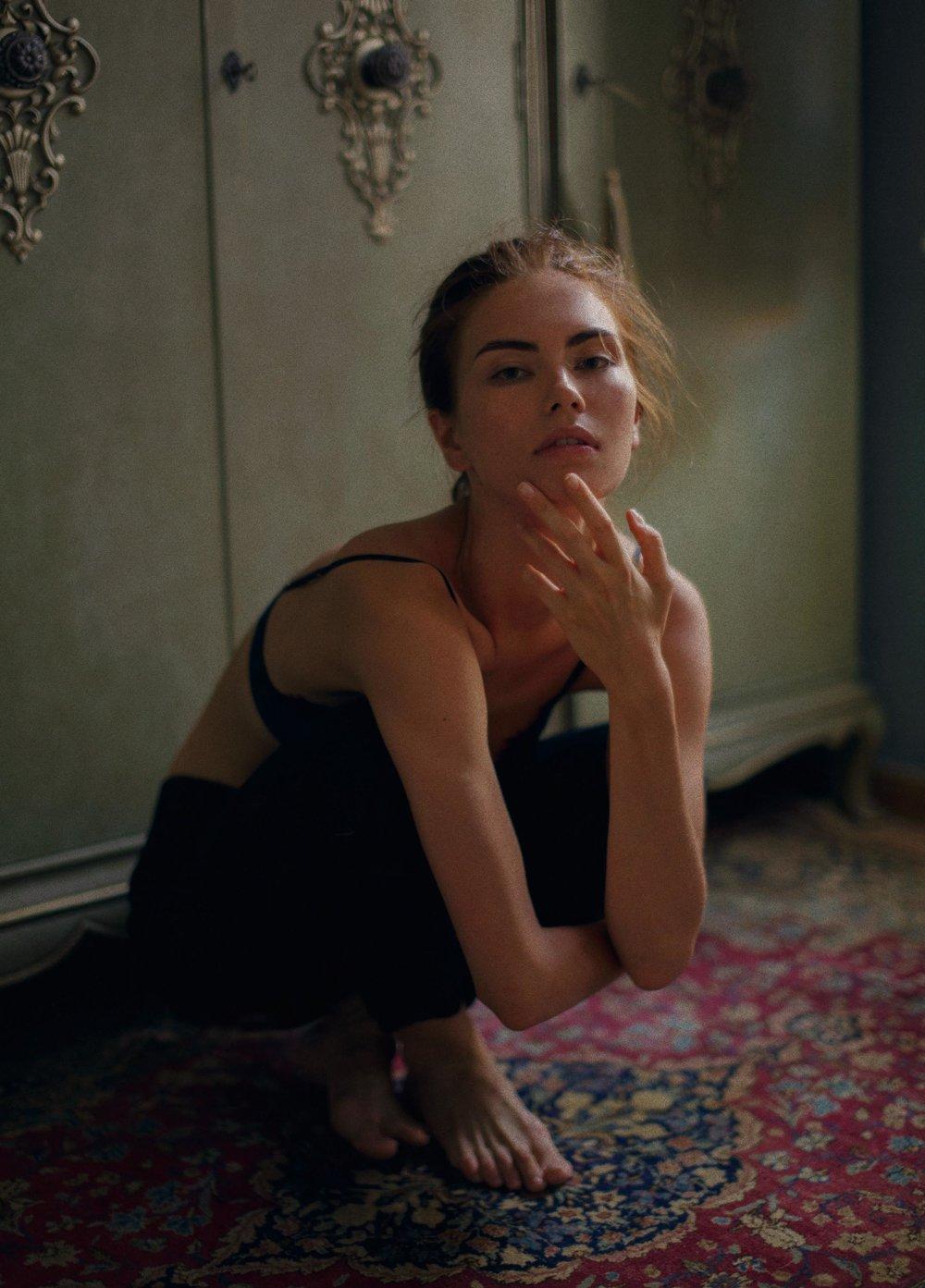 Anastasia Kuyvasheva by Cayetano González