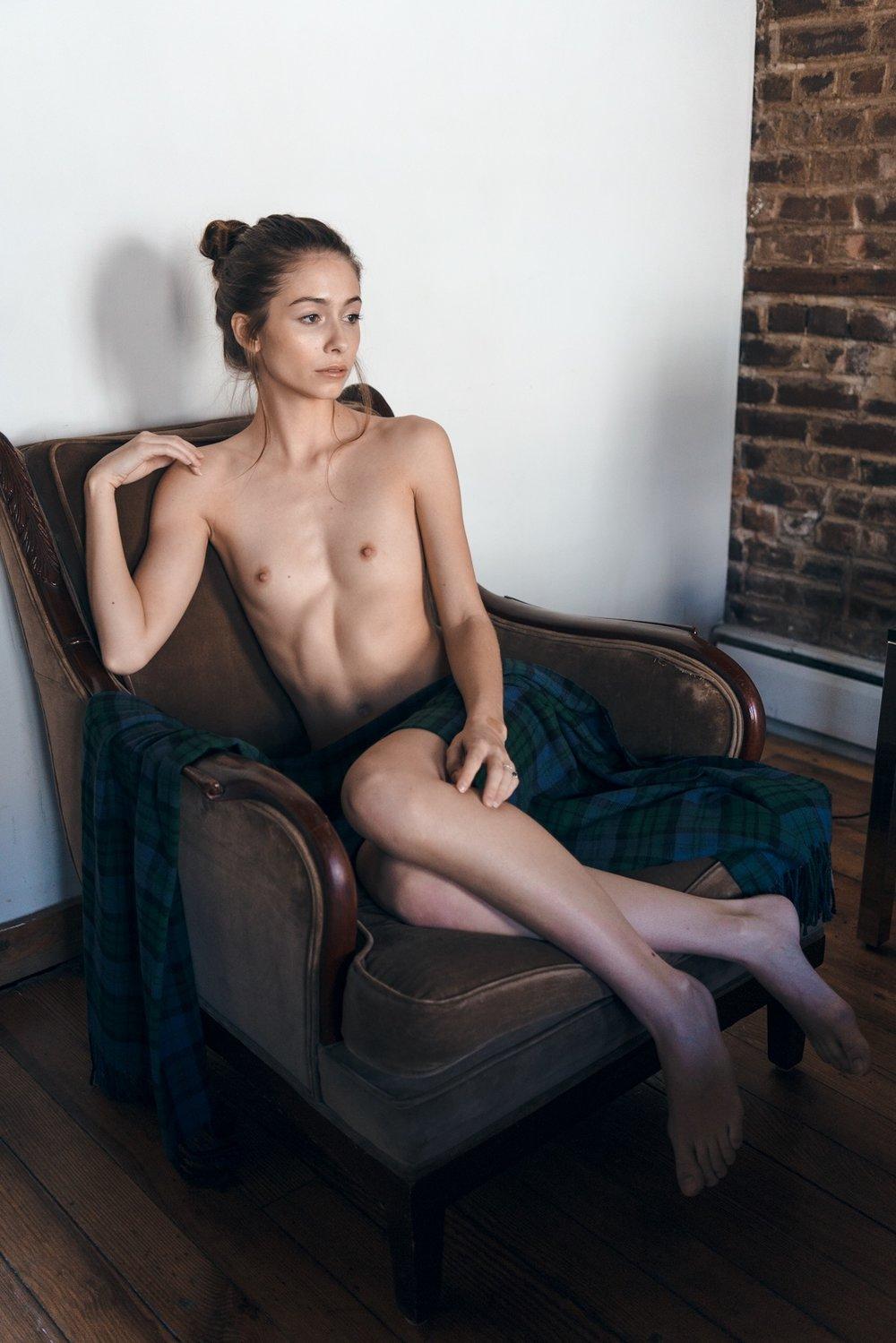 Morgan Brooke by Nathan Wahl