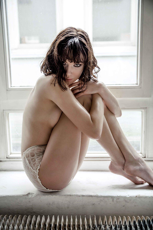 Kasia Lehmann by Cora Neumüller