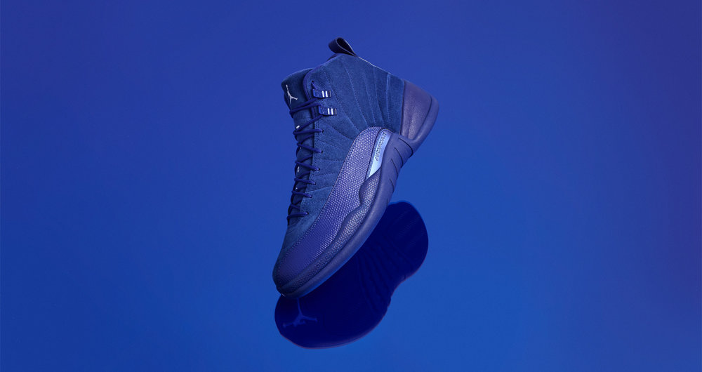 "Air Jordan XII ""Royal Blue"""