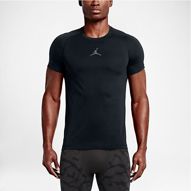 Jordan AJ All-Season Shirt-Sleeve Training Shirt