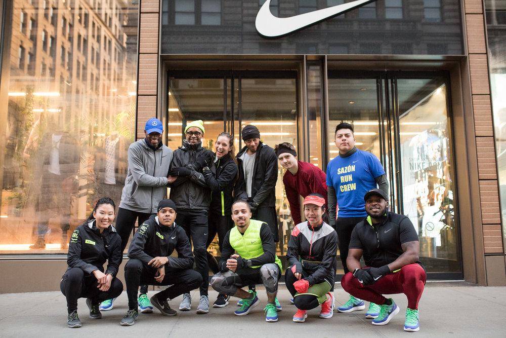 Nike Run Club - NYC