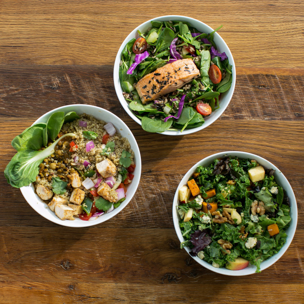 Salad Offerings from SweetGreen | SweetGreen