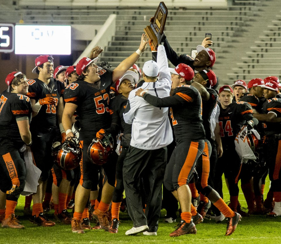 Mcgill-Toolen Football