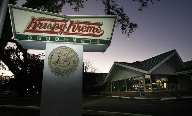 Krispy Kreme on Government