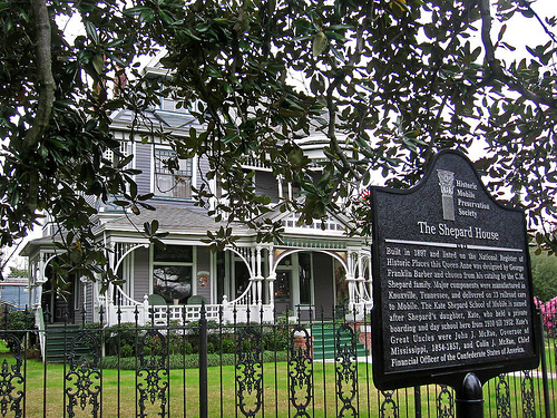 Kate Sheperd House