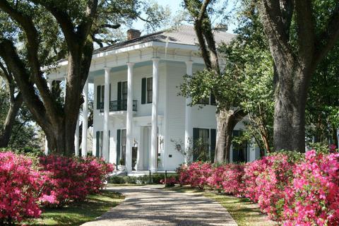 """""""Bragg-Mitchell Mansion"""""""
