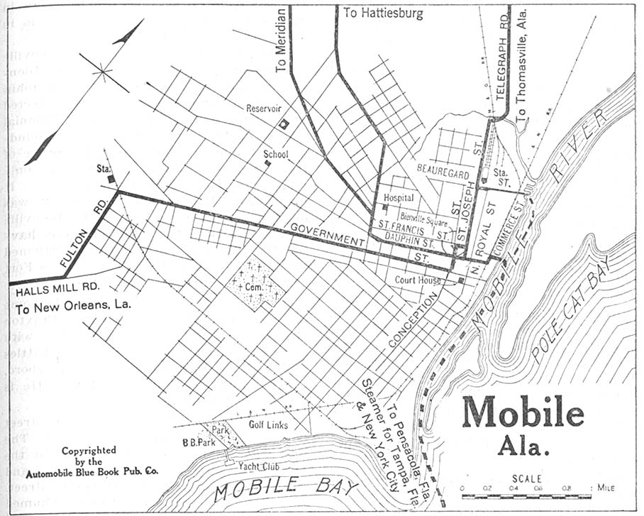 Mobile in 1919