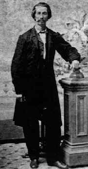 Joe Cain in normal dress
