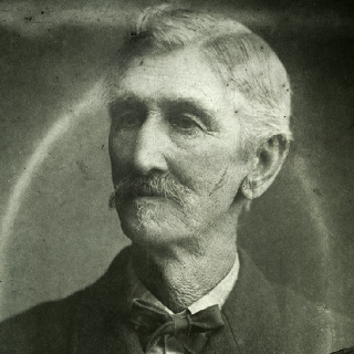 Joe Cain in later years