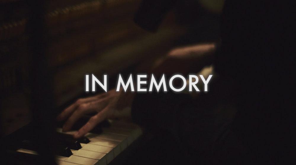 Clock Opera | 'In Memory - Under the Floorboards'