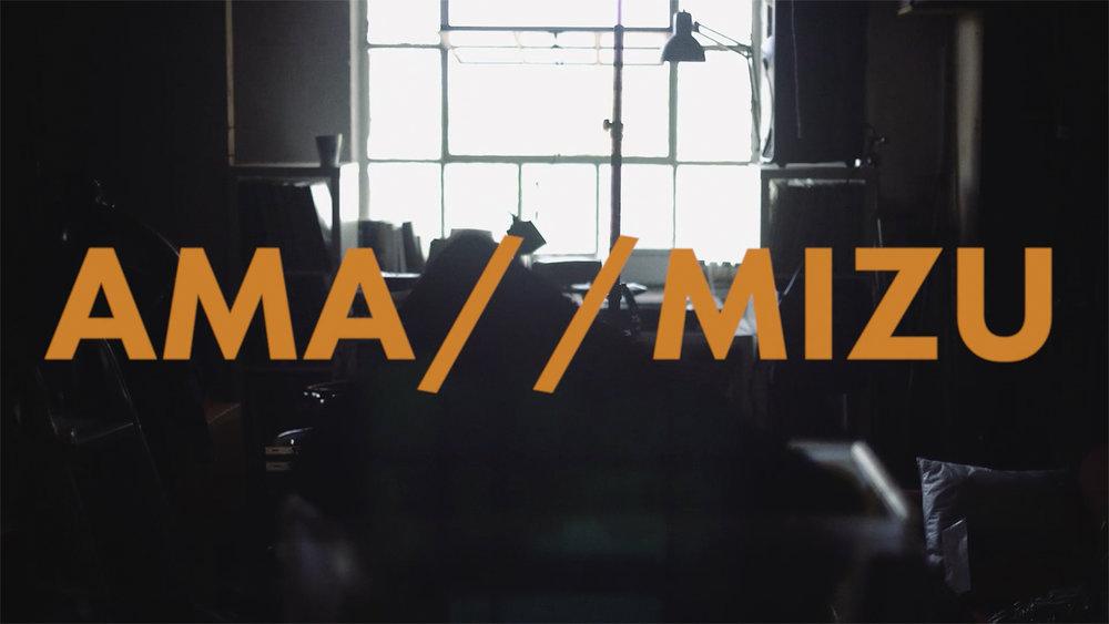 AMA//MIZU | 'Fil De Lune' Live Session