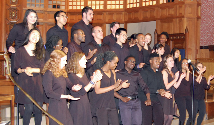 Yale Gospel Choir